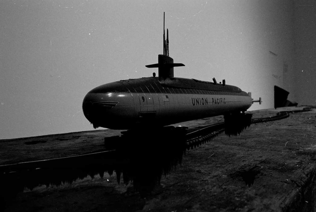 Union Submarine