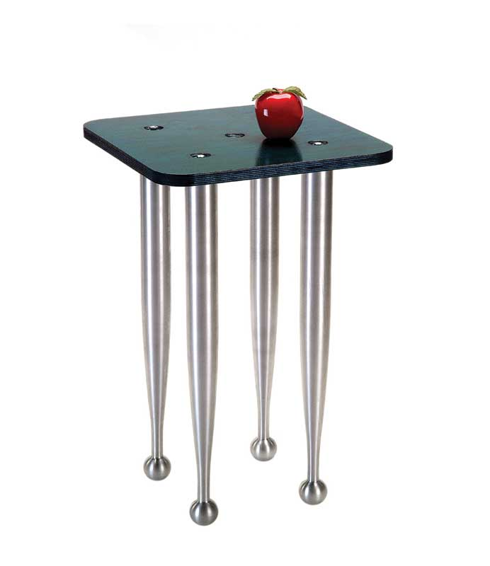 Aluminum End Table