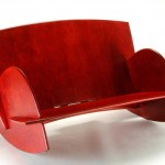 Red Doveseat